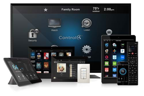 Control4 Software
