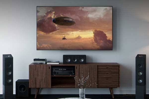 Atmos Home Theater Experience