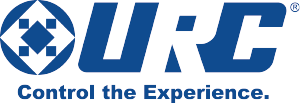 URC 'Control the Experience' Logo